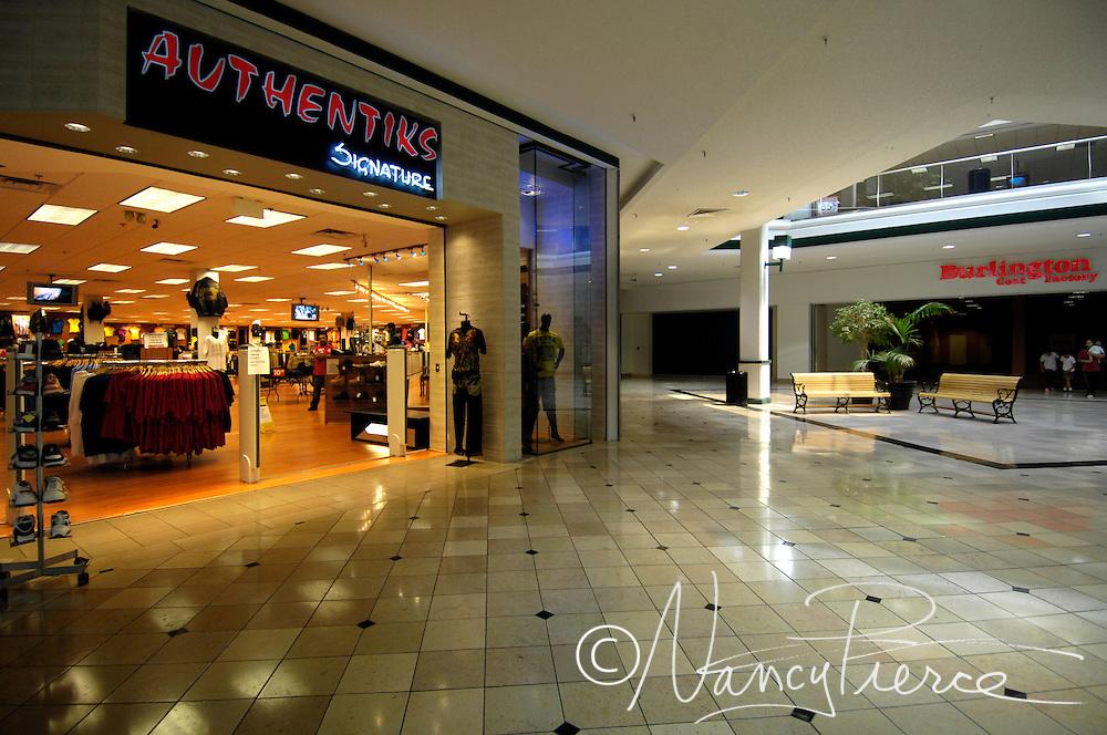 Eastland Mall interiors