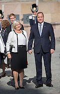 Stockholm , 13-09-2016<br /> <br />  Opening parliamentary year in Sweden.<br /> <br /> <br /> <br /> Royalportraits Europe/Bernard Ruebsamen