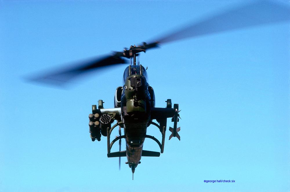 AH-1W Super Cobra Military AH1W