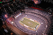 Aerial  view of Lincoln Financial Field Home of the Philadelphia Eagles, Philadelphia, Pennsylvania  on August 22, 2005 (