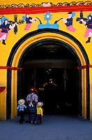 Guatemala -Eglise de San Andrés Xecul