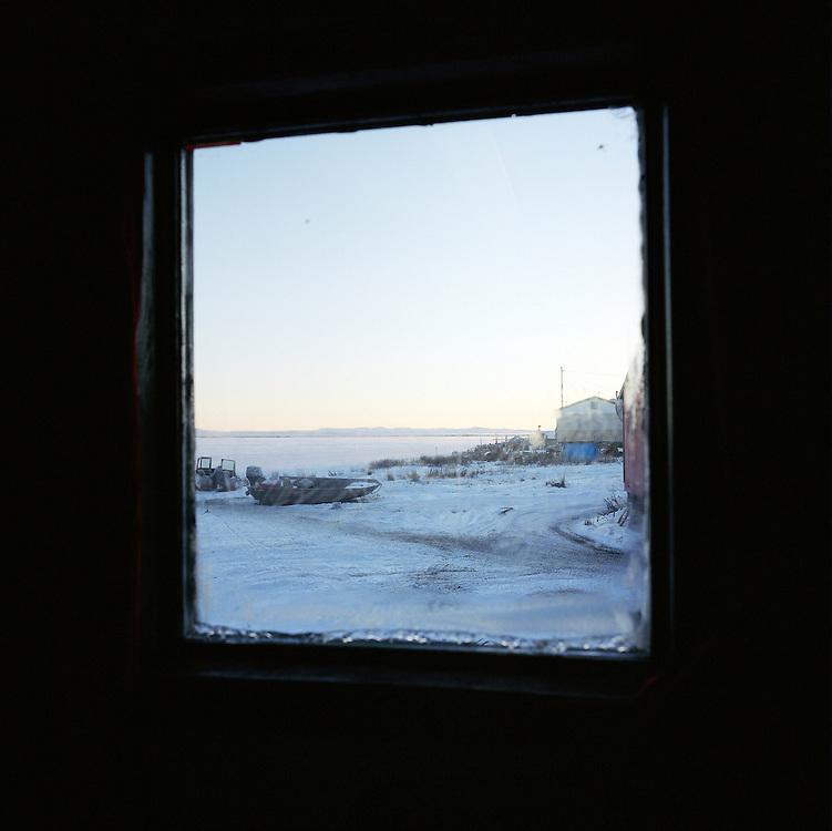Kivalina, Alaska. 2007