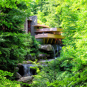 &quot;Day Dreaming&quot; 2<br /> <br /> Beautiful Fallingwater in the Laurel Highlands of Pennsylvania!!<br /> <br /> Architecture: Structures and buildings by Rachel Cohen