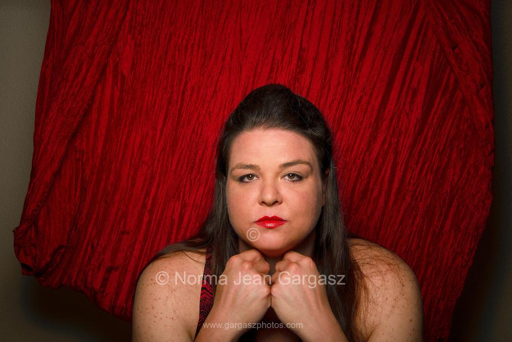 Portrait of Sammi DeVilbiss, Tucson, Arizona, 2016