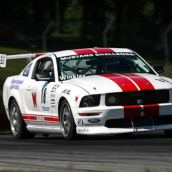 June 20-22, 2008 Lexington, OH.  Ford Mustang Challenge at the EMCO Gears Classic from Mid Ohio Sportscar Course