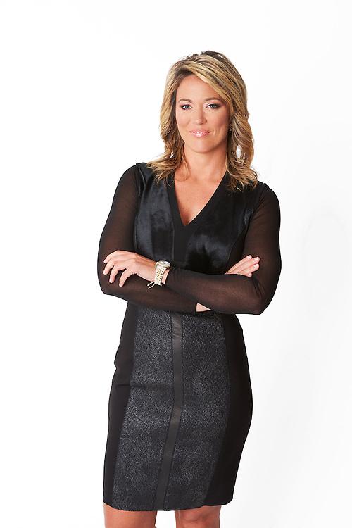 Brooke Baldwin, CNN anchor, photo by Tony Gale
