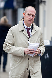 © Licensed to London News Pictures. 13/11/2017. Wakefield UK. Detective Superintendent Nick Wallen at Wakefield Coroners Court today. The inquest into the death of Leeds teacher Ann Maguire is starting today at Wakefield Coroners Court. Mrs Maguire, a 61 year old Spanish teacher, was stabbed to death by Will Cornick at Corpus Christi Catholic College in Leeds in April 2014. The school pupil, who was 15 at the time, admitted murdering Mrs Maguire and was given a life sentence later that year. Since then, some of Mrs Maguire's family have campaigned for further investigation into her death as they believe more could have been done to prevent the tragedy. Photo credit: Andrew McCaren/LNP
