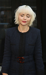 October 17, 2017 - New York, New York, United States - Christina Ricci attends the 'Through Her Lens: The Tribeca Chanel Women's Filmmaker Program Luncheon' at Locanda Verde on October 17, 2017 in New York City  (Credit Image: © Philip Vaughan/Ace Pictures via ZUMA Press)