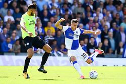 Billy Bodin of Bristol Rovers plays a pass - Mandatory by-line: Dougie Allward/JMP - 12/08/2017 - FOOTBALL - Memorial Stadium - Bristol, England - Bristol Rovers v Peterborough United - Sky Bet League One