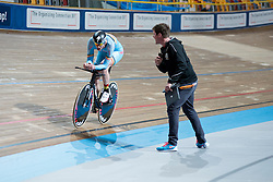 SCHELFHOUT Diedrick, BEL, Individual Pursuit, 2015 UCI Para-Cycling Track World Championships, Apeldoorn, Netherlands