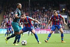 Crystal Palace v Southampton - 16 Sept 2017