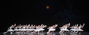 La Bayadere <br /> A ballet in three acts <br /> Choreography by Natalia Makarova <br /> After Marius Petipa <br /> The Royal Ballet <br /> At The Royal Opera House, Covent Garden, London, Great Britain <br /> General Rehearsal <br /> 30th October 2018 <br /> <br /> STRICT EMBARGO ON PICTURES UNTIL 2230HRS ON THURSDAY 1ST NOVEMBER 2018 <br /> <br /> The Shades <br /> <br /> <br /> Photograph by Elliott Franks Royal Ballet's Live Cinema Season - La Bayadere is being screened in cinemas around the world on Tuesday 13th November 2018 <br />