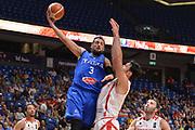 Marco Belinelli<br /> Nazionale Italana Maschile Senior<br /> Eurobasket 2017 - Group Phase<br /> Georgia - Italia<br /> FIP 2017<br /> Tel Aviv, 02/09/2017<br /> Foto Ciamillo - Castoria/ M.Longo