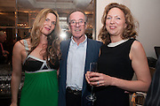 CELIA WALDEN;  BILL SHEPHERD; JESSICA FELLOWES; ,  Juliet Nicolson - book launch party for  her latest novel Abdication, about British society after the death of George V.  The Gallery at The Westbury, 37 Conduit Street, Mayfair, London, 12 June 2012