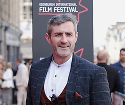 Edinburgh International Film Festival 2019<br /> <br /> Mrs Lowry (UK Premiere, closing night gala)<br /> <br /> Pictured: Michael Keogh<br /> <br /> Aimee Todd | Edinburgh Elite media