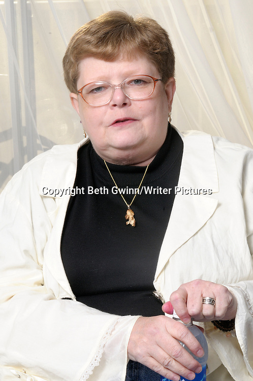 Tamora Pierce, American author of fantasy literature for young adults. Picture Taken 29th October 2011<br /> <br /> Picture by Beth Gwinn/Writer Pictures<br /> <br /> WORLD RIGHTS