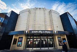 Everyman cinema, Muswell Hill, North London