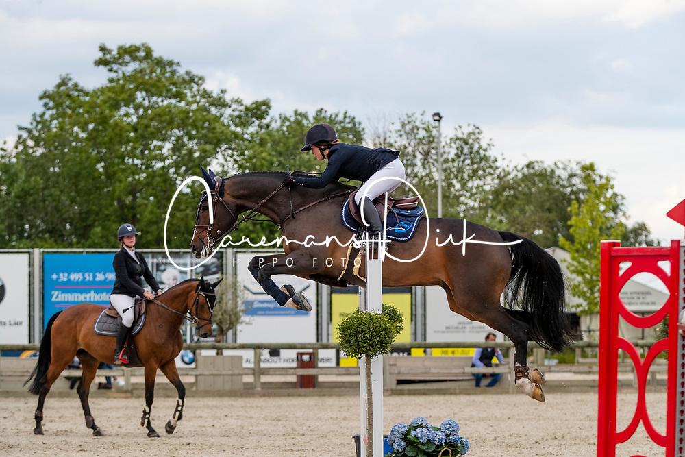 Troiani Tatiana, BEL, Cash Flow III<br /> Belgisch kampioenschap Young Riders - Azelhof - Lier 2019<br /> © Hippo Foto - Dirk Caremans<br /> 30/05/2019