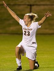 20071116 - #17 Virginia v Loyola (MD) (NCAA Women's Soccer)