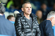 Forest Green Rovers Chairman Dale Vince during the EFL Sky Bet League 2 match between Bury and Forest Green Rovers at the JD Stadium, Bury, England on 18 August 2018.