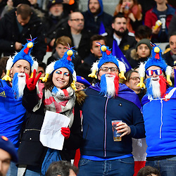 France fans during the test match between France and South Africa at Stade de France on November 18, 2017 in Paris, France. (Photo by Dave Winter/Icon Sport)