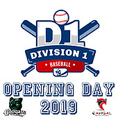 Division 1 Baseball - Opening Day - Montigny - Nice