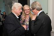 STANLEY JOHNSON, DAVID MONTGOMERY, Rachel Kelly celebrates the publication of ' Singing In the Rain' An Inspirational Workbook. 20 Cavendish Sq. London W1. 17 January 2019.