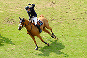 Darragh KENNY (IRL) riding Babalou during the World Equestrian Festival, CHIO of Aachen 2018, on July 13th to 22th, 2018 at Aachen - Aix la Chapelle, Germany - Photo Christophe Bricot / ProSportsImages / DPPI