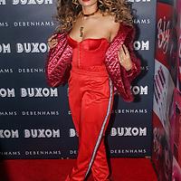 Buxom - UK launch party
