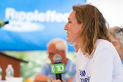 Beach to Beacon 10K press day: Anna Marie Klein Christie., Rippleffect