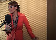 Gisela Tuñon, artista, lucutora y presentadora de noticias panameña.©Victoria Murillo/Istmophoto.com