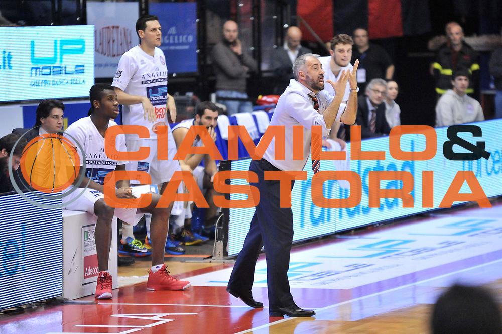 DESCRIZIONE : Biella LNP DNA Adecco Gold 2013-14 Angelico Biella Sigma Barcellona<br /> GIOCATORE : Fabio Corbani <br /> CATEGORIA : Esultanza<br /> SQUADRA : Angelico Biella<br /> EVENTO : Campionato LNP DNA Adecco Gold 2013-14<br /> GARA : Angelico Biella Sigma Barcellona<br /> DATA : 02/03/2014<br /> SPORT : Pallacanestro<br /> AUTORE : Agenzia Ciamillo-Castoria/Max.Ceretti<br /> Galleria : LNP DNA Adecco Gold 2013-2014<br /> Fotonotizia : Biella LNP DNA Adecco Gold 2013-14 Angelico Biella Sigma Barcellona<br /> Predefinita :