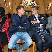 NLD/Heemstede/20151116 - Boekpresentatie De Zin van het Leven,Ans Markus, Vivian Boelen, Henny huisman en Emile Ratelband,