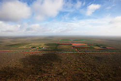 Horiticultural land just outside Broome, Western Australia.