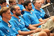 DESCRIZIONE : Media day nazionale italiana maschile<br /> GIOCATORE : Luigi Datome<br /> CATEGORIA : <br /> SQUADRA :  Nazionale maschile<br /> EVENTO : Media day nazionale italiana maschile<br /> GARA : Media day nazionale italiana maschile<br /> DATA : 24/07/2013<br /> SPORT : Pallacanestro <br /> AUTORE : Agenzia Ciamillo-Castoria/R. Morgano<br /> Galleria : Nazionale italiana maschile 2013  <br /> Fotonotizia : Media day nazionale italiana maschile<br /> Predefinita :
