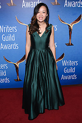February 17, 2019 - Beverly Hills, California, USA - YULIN KUANG attends the 2019 Writers Guild Awards Los Angeles Ceremony at The Beverly Hilton Hotel in Beverly Hills, California, (Credit Image: © Billy Bennight/ZUMA Wire)