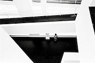 Spain Barcellona - The museum of modern art in downtown Barcellona..Ph. Roberto Salomone