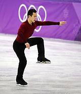 Men Single Free Skating - 17 February 2018