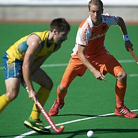 MELBOURNE - Champions Trophy men 2012<br /> Netherlands v Australia 0-0<br /> foto: Billy Bakker<br /> FFU PRESS AGENCY COPYRIGHT FRANK UIJLENBROEK