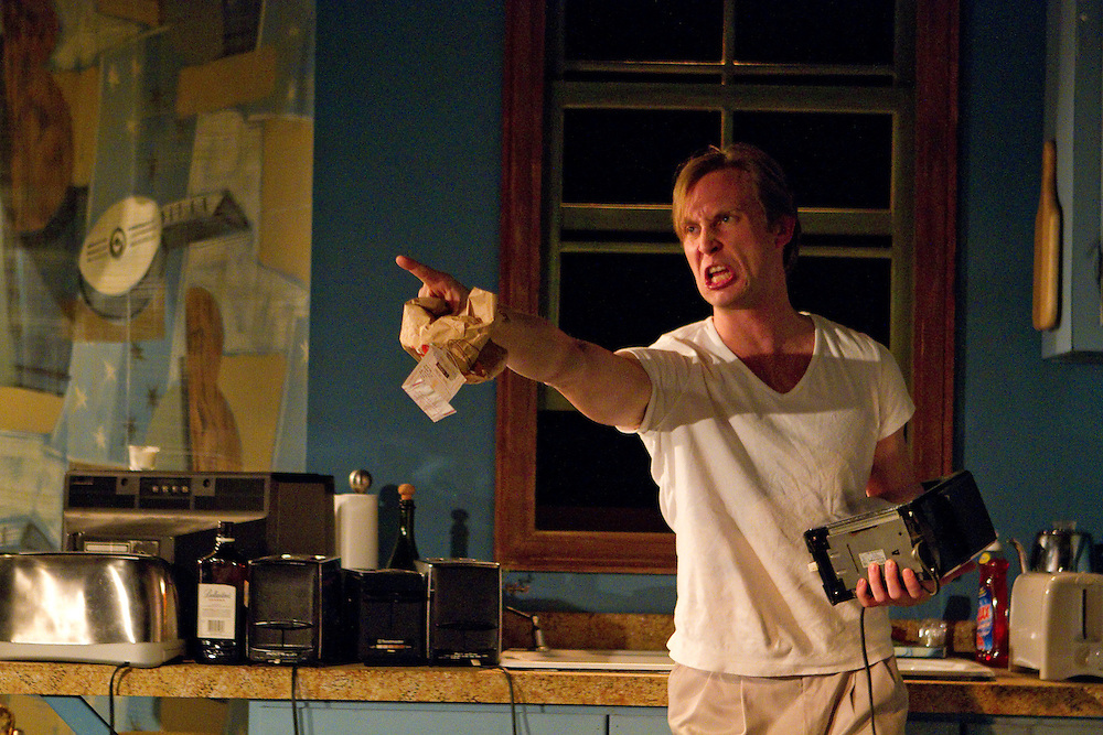 "Bay Area Stage Presents Sam Shepard's ""True West"" Directed by Jeff Lowe. Photo © Mike Padua 2011"