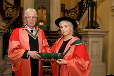 Ann Cleare - NUI Honorary Conferring 2019
