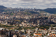 Belo Horizonte_MG, Brasil...Imagens aereas do bairro Carlos Prates em Belo Horizonte, Minas Gerais...Aerial view of Carlos Prates neighborhood in Belo Horizonte, Minas Gerais. ..Foto: BRUNO MAGALHAES /  NITRO