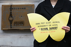 2019-03-08 IWD 2019: Comfort Women vigil at Japanese embassy