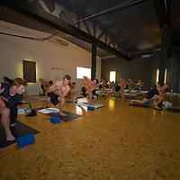 Hot Yoga September 26, 2011