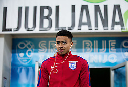 Jesse Lingard during pitch check of Team England 1 day before football match between National teams of Slovenia and England in Round #3 of FIFA World Cup Russia 2018 qualifications in Group F, on October 10, 2016 in SRC Stozice, Ljubljana, Slovenia. Photo by Vid Ponikvar / Sportida
