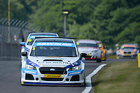 #4 Colin Turkington GBR Subaru Team BMR Subaru Levorg GT  during the BTCC Oulton Park 4th-5th June 2016 at Oulton Park, Little Budworth, Cheshire, United Kingdom. June 05 2016. World Copyright Peter Taylor/PSP.