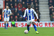 Yves Bissouma (8) of Brighton and Hove Albion during the The FA Cup 3rd round match between Bournemouth and Brighton and Hove Albion at the Vitality Stadium, Bournemouth, England on 5 January 2019.