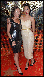 Luisa Bradshaw; Rebecca Scroggs attends the British Soap Awards 2014 at the Hackney Empire, London, United Kingdom. Saturday, 24th May 2014. Picture by Andrew Parsons / i-Images