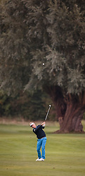 27.09.2015, Beckenbauer Golf Course, Bad Griesbach, GER, PGA European Tour, Porsche European Open, im Bild Bernhard Langer (GER) // during the European Tour, Porsche European Open Golf Tournament at the Beckenbauer Golf Course in Bad Griesbach, Germany on 2015/09/27. EXPA Pictures © 2015, PhotoCredit: EXPA/ JFK