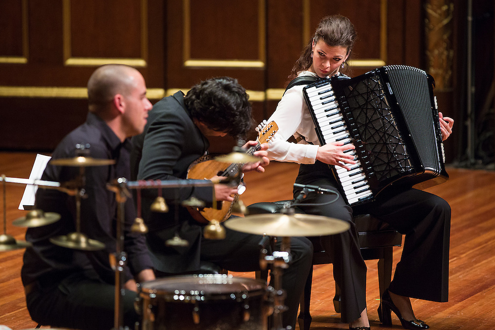 """Between Worlds""  at Jordan Hall, Boston"